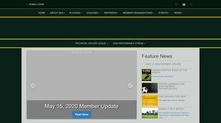 Saskatchewan Soccer Association