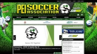 Prince Edward Island Soccer Association