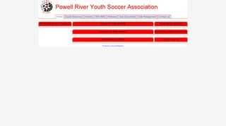Powell River Youth Soccer