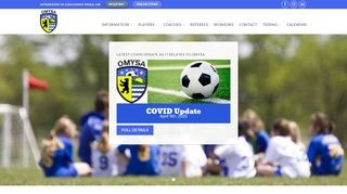 Okanagan Mission Youth Soccer Association