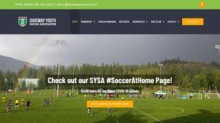 Shuswap Youth Soccer Association