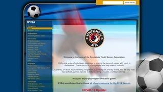 Revelstoke Youth Soccer Association
