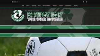 Kootenay East Youth Soccer Association