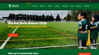 Surdel Girls Soccer