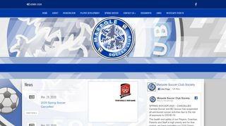 Marpole Soccer Club
