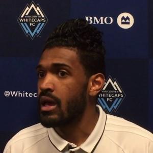 Post Match Interview: Sheanon Williams